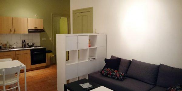 location appartement meublé Liège Guillemins