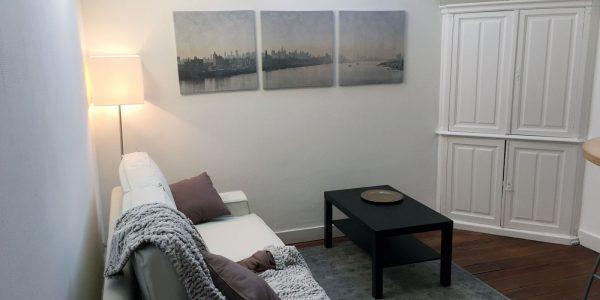 Appartement à louer Liège meublé