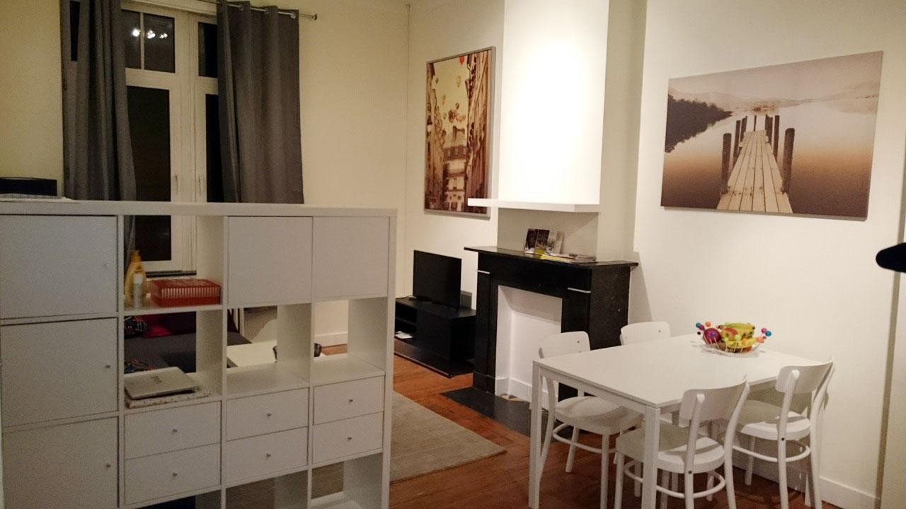 Location appartement meubl li ge guillemins appartement - Appartement meuble a louer bruxelles ...
