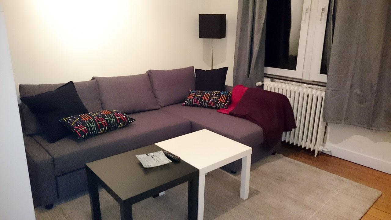 Location appartement meubl li ge guillemins appartement for Caution location meuble